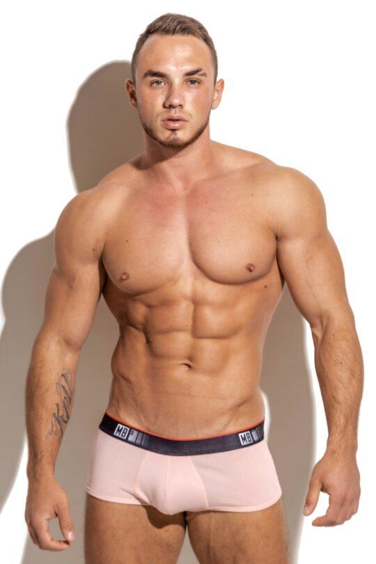 мужское белье цвет пудра от M8