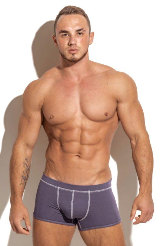 фиолетовые боксеры от M8