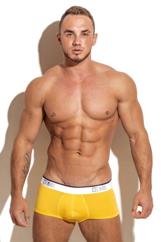 желтые трусы боксеры от M8